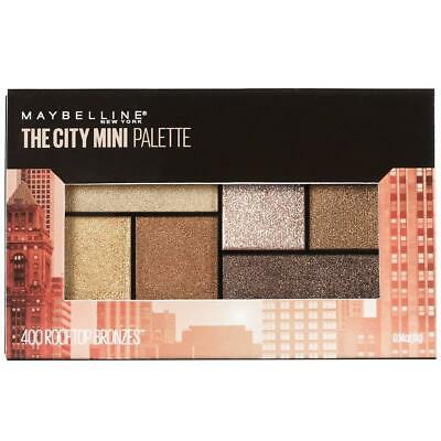 Maybelline The City Mini Palette - 4 Shades to Choose From