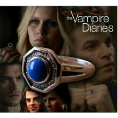 HOT The Original Vampire Diaries Klaus Ring Mikaelson Family Ring Size 6~11