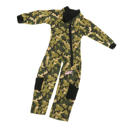 New Hot Doll Military Set Camouflage Uniforms For 28-30cm Soldier Doll Toy