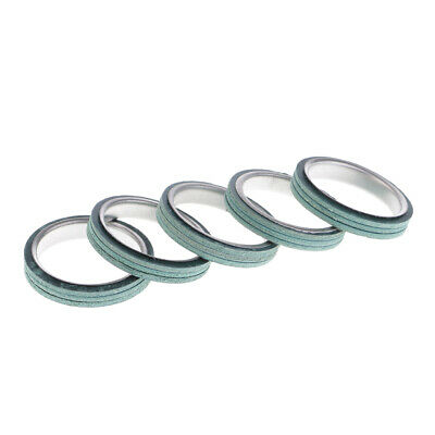 5Pcs Exhaust Muffler Pipe Gasket for GY6 125cc 150cc Scooter Moped 30mm