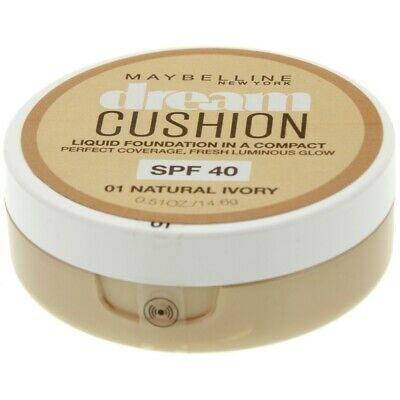 Maybelline Dream Cushion Liquid Foundation - Choose Your Shade
