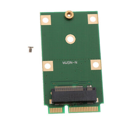 M.2 NGFF to mSATA Converter Card SSD Solid State Hard Drive Adapter Card