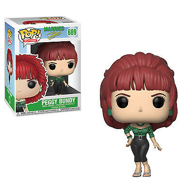 Funko Pop Television: Married with Children - Peggy Collectible Figure, Multicol