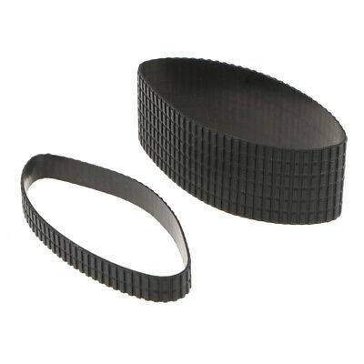 Lens Zoom Grip Rubber Ring + Focus Replacement For Tamron 24-70mm f/2.8