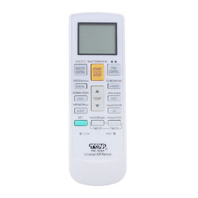 Universal Air Conditioner Remote Control AC Infrared Controller