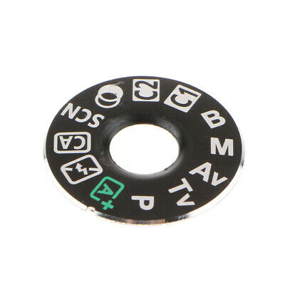 Top Cover Function Dial Mode Plate Interface Cap for Canon EOS 80D Repair