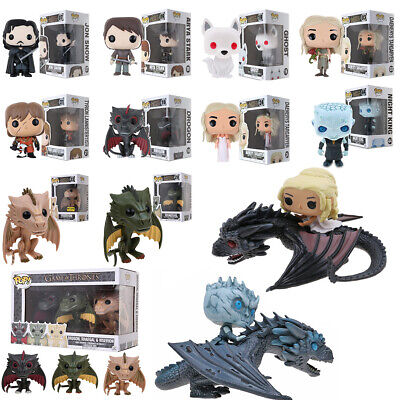 Funko Pop Game Of Thrones Vinyl Figure Collectable Kids Toys Xmas Gift In Box