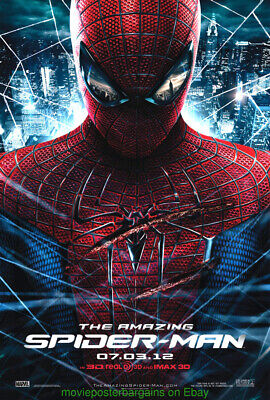 THE AMAZING SPIDER-MAN: THE UNTOLD STORY MOVIE POSTER +BNS DS 27x40  2ND ADVANCE