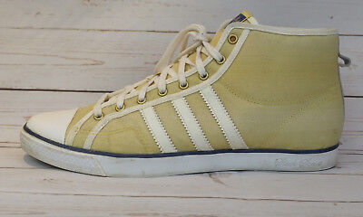 ADIDAS SLEEK SERIES Damen High Top Sneaker Gr. 40 - Schuhe