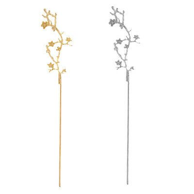 Vintage Hair Chopstick Stick Chinese Traditional Hair Pin Women Accessories