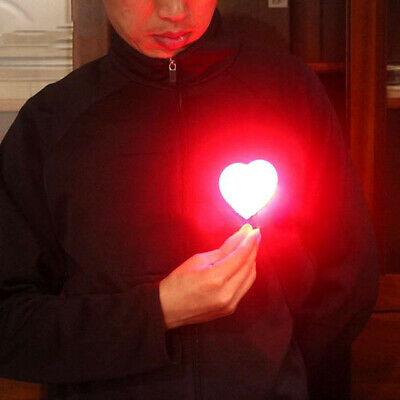 Heart Light Magic Tricks Light Love Stage Magic Close up Magic Comedy Illusions