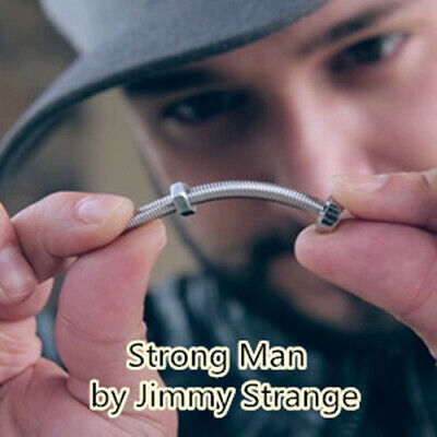 Strong Man by Jimmy Strange and Merchant of Magic Close up Magic Tricks Illusion