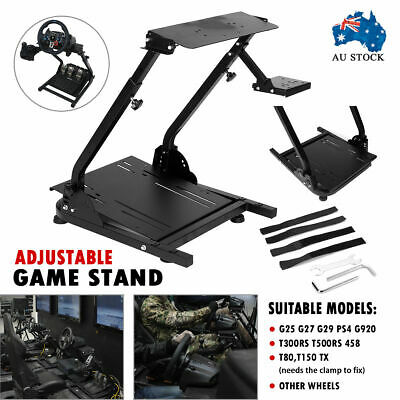 Steering Wheel Stand with RGS shifter Stand G29 Wheel-mounted versatile gaming