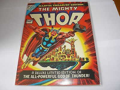 Marvel Treasury Edition 3 - The Mighty Thor VERY FINE UK Price Variant