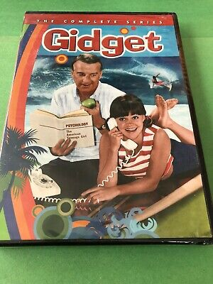 Gidget: The Complete Series [New DVD] 3 Pack Authentic USA Dvd