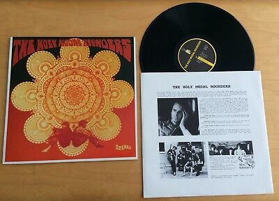 The Holy Modal Rounders lp Indian War Whoop