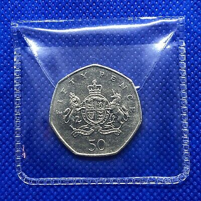 2013 Christopher Ironside 50p fifty pence coin. Rare circulated