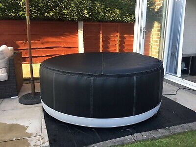 New Hot Tub, Delux premium model, Spa, Inflatable, self inflates, jacuzzi,