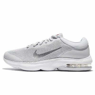 low priced a8e47 619e9 Nike Air Max Advantage Running Shoe, Pure Platinum White-Wolf Grey, 12