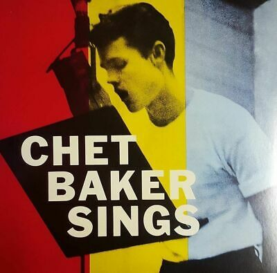 Baker- Chet	Sings (Limited Edition in Solid Yellow Colored New Vinyl)
