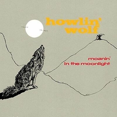 Howlin Wolf	Moanin' In The Moonlight + 2 Bonus Tracks! (New Vinyl)