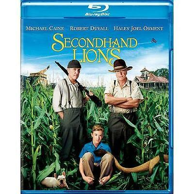 Secondhand Lions  (Blu-ray) Brand New
