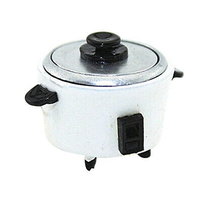 Dollhouse Miniature Kitchen Furniture ACCS Electric Cooker Cookware 1/12