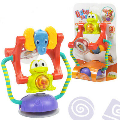 Baby Kids Safety Animal Ferris Wheel Windmill Educational Development Toy