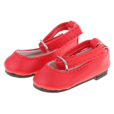 Doll Shoes Strap PU Leather Shoes For 16/'/' Sharon Dolls Clothing Accessories HU