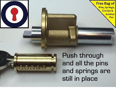 Souber Tools Locksmith Plug follower for Rim cylinders **FREE BITS** 1st P&P