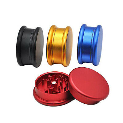 53MM Herb Grinder Aluminum Double-layer Tobacco Smoking