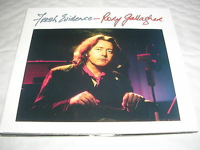 Rory Gallagher - Fresh Evidence CD (2013) (1990)  Blues
