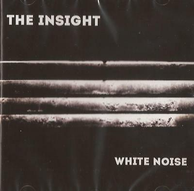 The Insight - White Noise ( CD ) NEW / SEALED