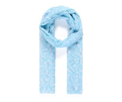 Womans Blue scarf  Catherine Lansfield Scarves Shawls