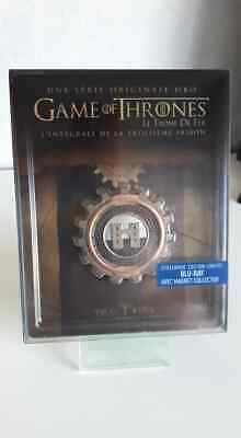 Game of Thrones  - Saison 3 Steelbook HBO boîtier SteelBook NEUF