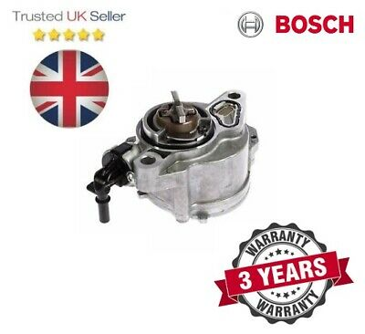 BRAND NEW GENUINE BOSCH VACUUM BRAKE PUMP FOR MINI MINI (R56) One D 2009-2010