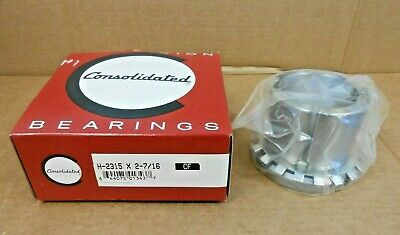 """Consolidated Precision Bearing Adapter H-3128 x 5/"""" H3128X5"""