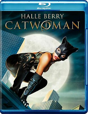 Catwoman (Blu-ray Disc, 2009) - Brand New