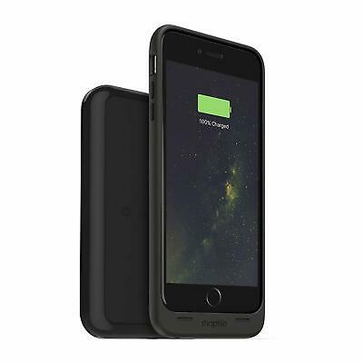 Mophie Juice Pack Wireless & Charging Base For iPhone 6/6s - Refurbished(Black)