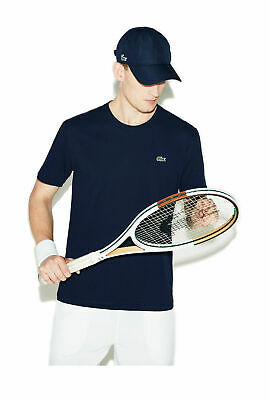 T-shirt Lacoste Sport TH7618 navy ss19