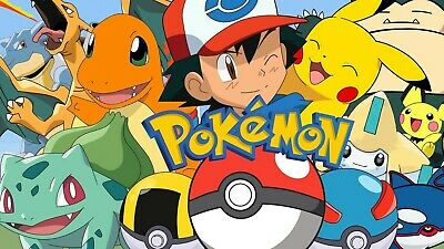 Pokemon Anime Complete Series