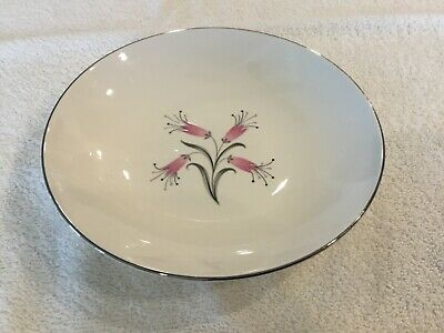 Homer Laughlin BIG PAY-OFF DINNERWARE Bess Myerson Coupe Soup Bowl Atomic Rythmn