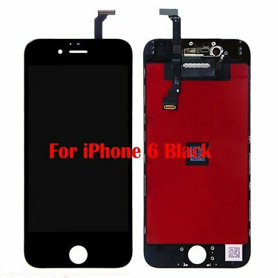 For iPhone 6 A1549 A1586 CA Black LCD Screen Replacement Digitizer Touch Display