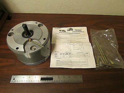 Boston Gear C-Brake CMB56U-6 With Instructions & Mounting Screws New