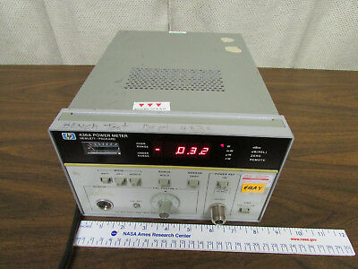 HP Agilent Keysight 436A Power Meter No Cable Or Probe