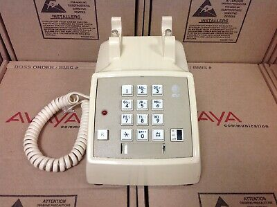 Lucent AT&T Single Line Telephone w/Feature Button 2500DMGC  86017 FREE US SHIP