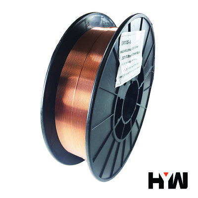 Mig Welding Wire ER70S-6 .023 .030 .035 on 10 lbs Spool 1 PK