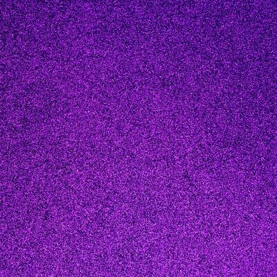 Hot Pink A4 Fixed Glitter Cardstock 220gsm Ultra Low Shed Card Arts Crafts