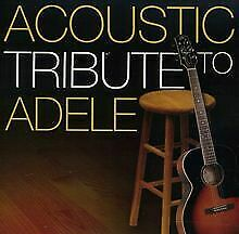 Acoustic Tribute to Adele von Adele Tribute | CD | Zustand neu