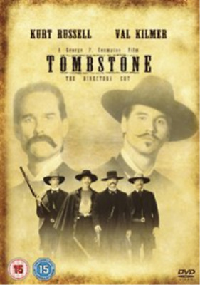Kurt Russell, Val Kilmer-Tombstone: Director's Cu (UK IMPORT) DVD [REGION 2] NEW